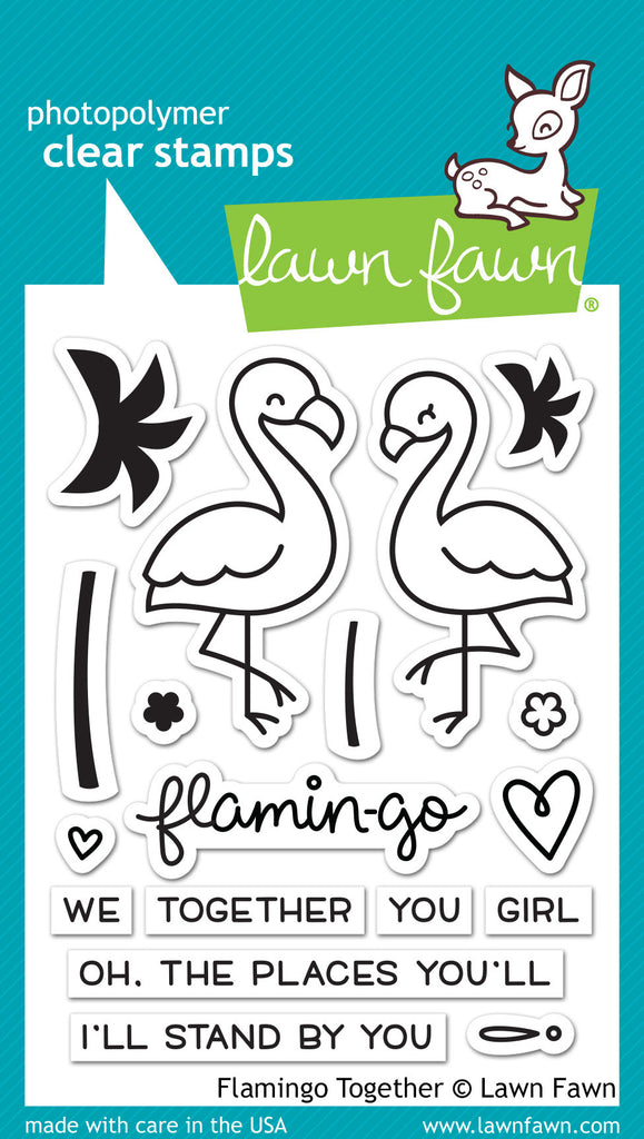 Flamingo Together