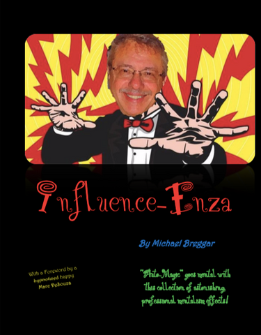 Influence-enza eBook by Michael Breggar!  Instant Download! - Kaymar Magic