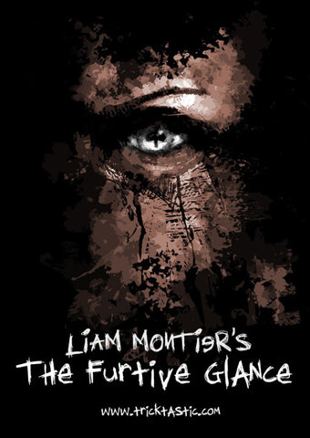The Furtive Glance by Liam Montier (e-book) - Kaymar Magic