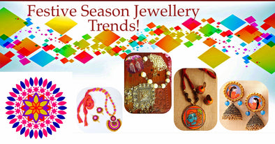 Your Cues For Shopping the Right Festive Jewellery