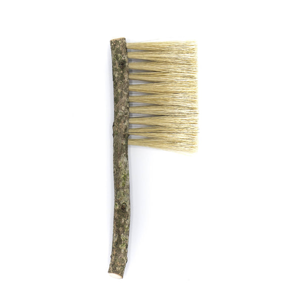Geoff Fisher Table Brush With Thin Handle - November 19 Market