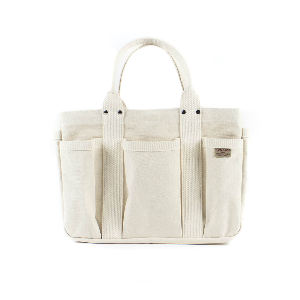 Threadline Tool Tote Off White