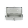 Flat Top Tool Box - Silver - November 19 Market