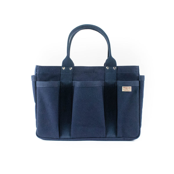 Threadline Tool Tote Navy - November 19 Market