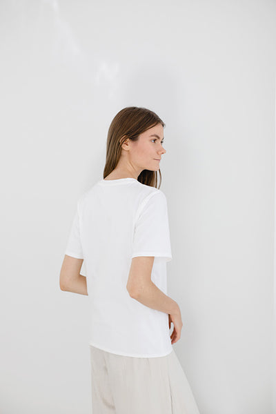 White t-shirt / FREE SHIPPING