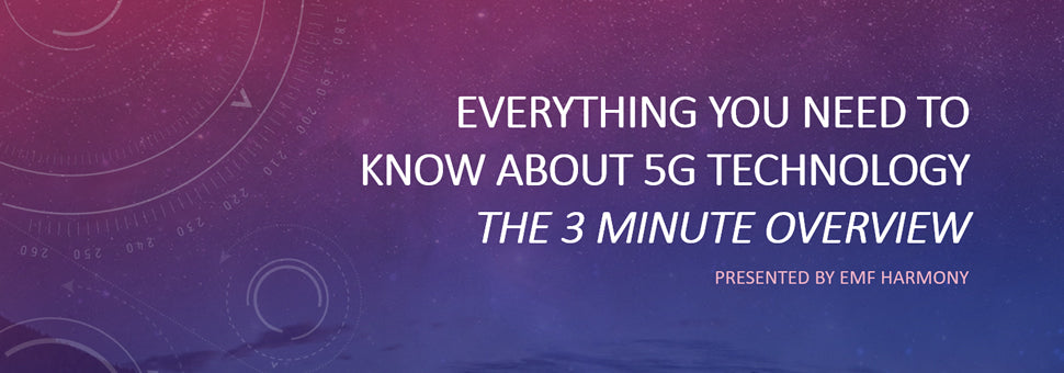 Everything You Need to Know About 5G Technology - 3 Minute Overview
