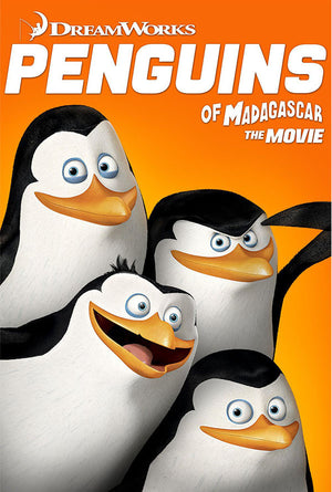 Penguins of Madagascar HD UV or iTunes HD via movies Anywhere