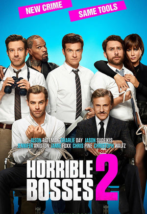 Horrible Bosses 2 UV HD or iTunes HD via Movies Anywhere