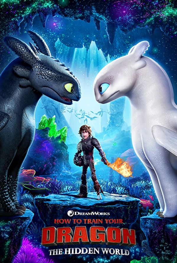 How to Train Your Dragon The Hidden World VUDU HD Instawatch (iTunes HD via MA)