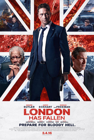 London Has Fallen iTunes HD