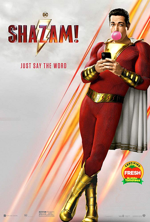 Shazam VUDU HD or iTunes HD via MA Early Release