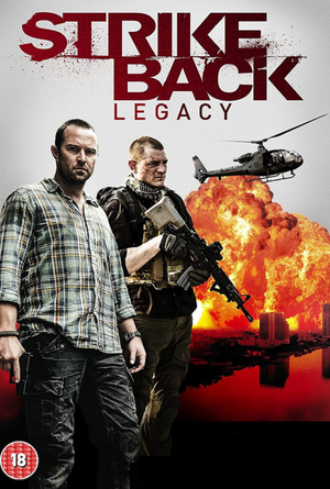 Strike Back Season 5 VUDU HD