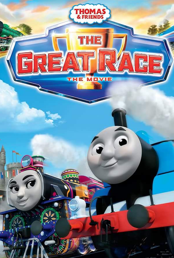 Thomas and Friends The Great Race VUDU HD Instawatch