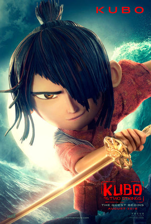 Kubo and the Two Strings iTunes HD