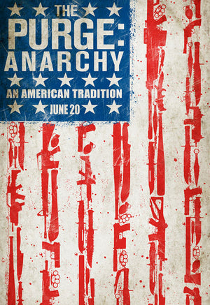 The Purge: Anarchy UV HD
