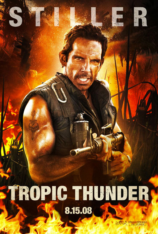 Tropic Thunder VUDU HD Instawatch