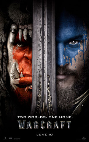 Warcraft iTunes 4K