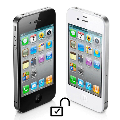iPhone 4 GSM Unlocked
