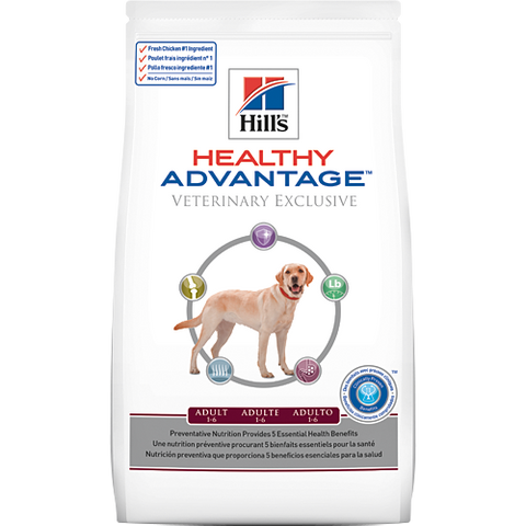 Hill's Canine Healthy Advantage Adult