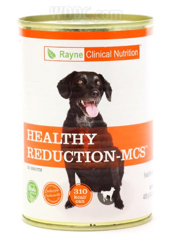 Rayne Canine Healthy Reduction Cans - Case