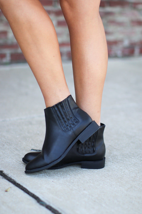 Bristol Booties - FINAL SALE - Madison + Mallory