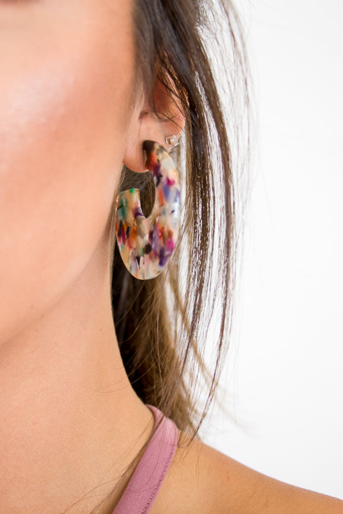 Multi Meant to Happen Earrings - Madison + Mallory