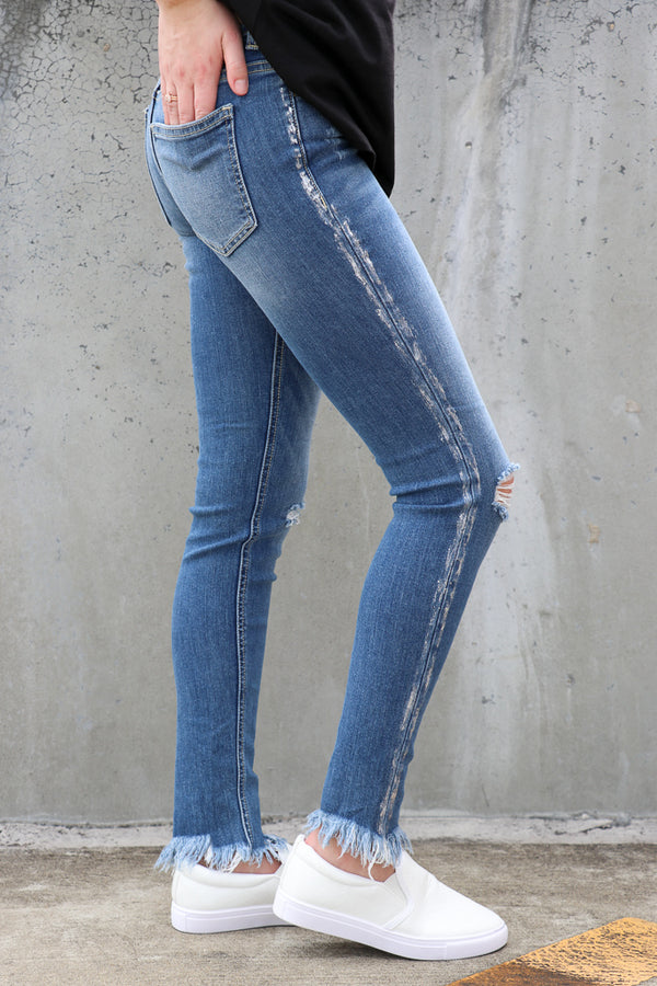 Saige Skinny Jeans - FINAL SALE - Madison + Mallory