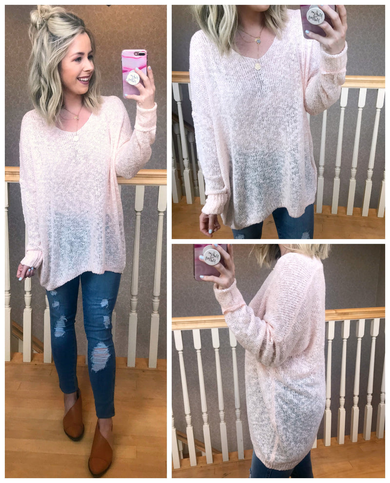 Blakely Knit Top - Madison + Mallory