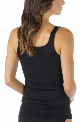 Mey Emotion Wide Strap Cami 55204 Black