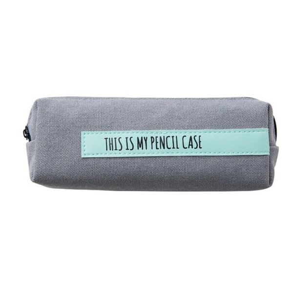 Creative 'This Is Mine' Pencil Case