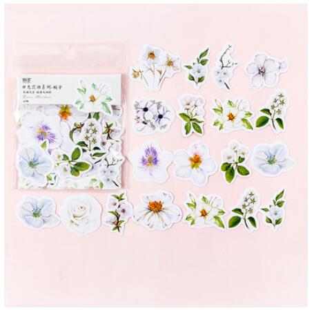 Floral Planner Stickers 18