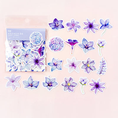 Floral Planner Stickers 17