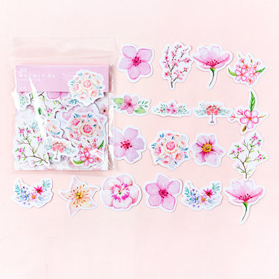 Floral Planner Stickers 19