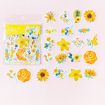 Floral Planner Stickers 16