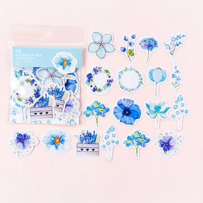 Floral Planner Stickers 21