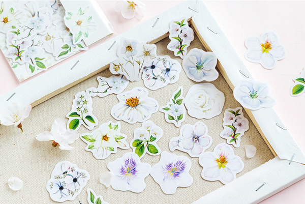 Floral Planner Stickers 6