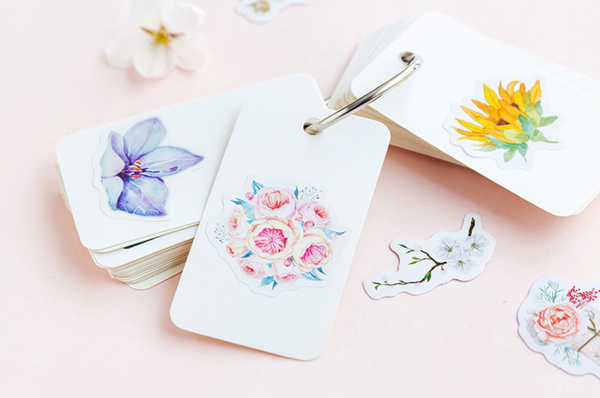 Floral Planner Stickers 5