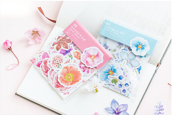 Floral Planner Stickers 8