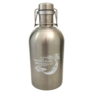 64oz Moonlight Growler Stainless Steel