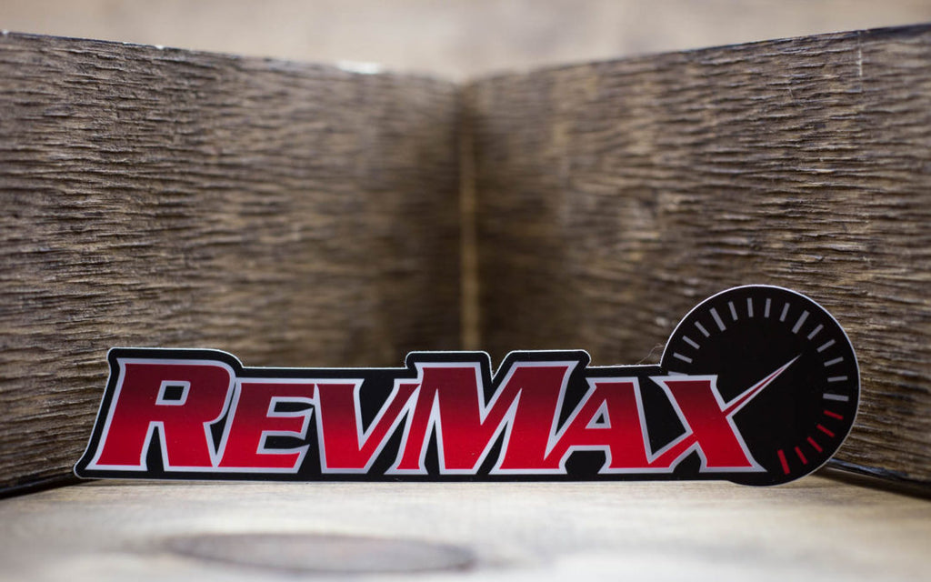RevMax Stickers