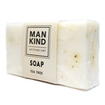 Mankind Apothecary Tea Tree Soap 100g