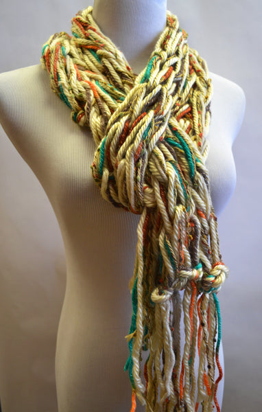 Color Splash Scarf