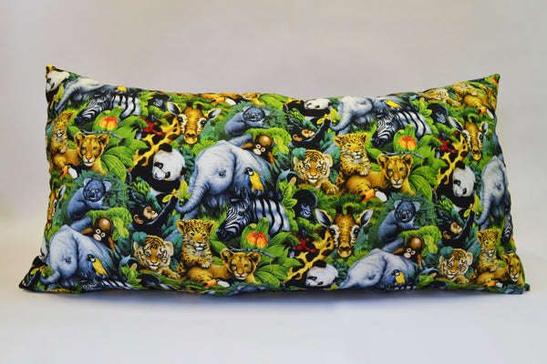 Exotic Animals Pillow