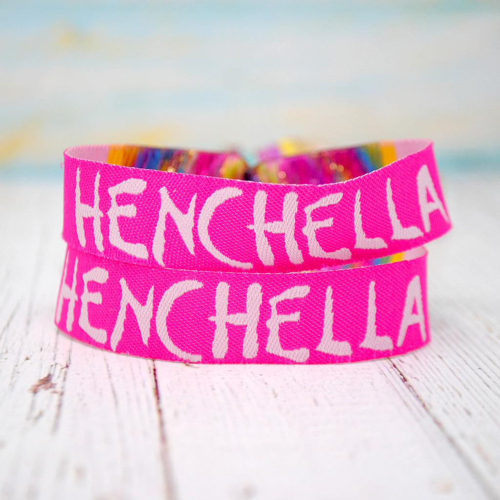 Henchella Festival Hen Party Accessories