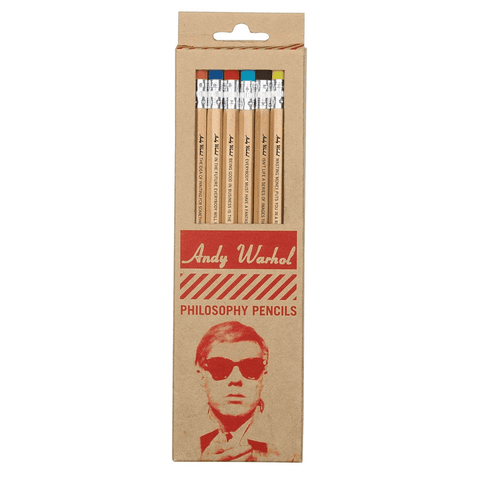 Neon Colored Pencil Set With Sharpener