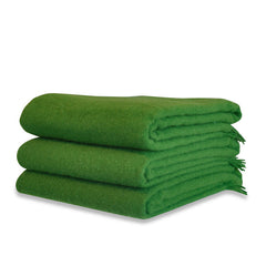 Apple Green Throw