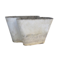 Large Ripple Planter