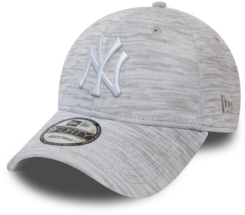 NY Yankees New Era 940 Engineered Fit White Baseball Cap