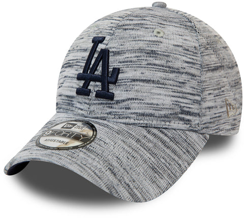 LA Dodgers New Era 940 Engineered Fit Grey Baseball Cap