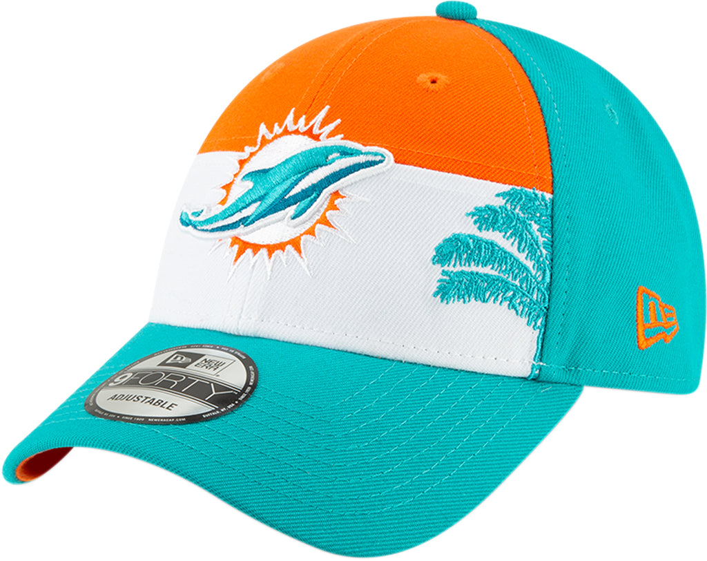 Miami Dolphins New Era 940 NFL 2019 Draft Team Cap